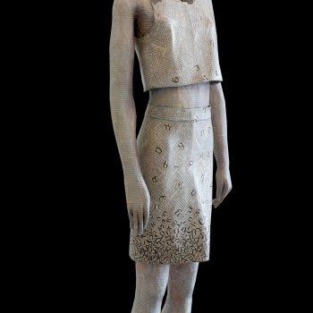 Ana - Michèle Duchene - statue