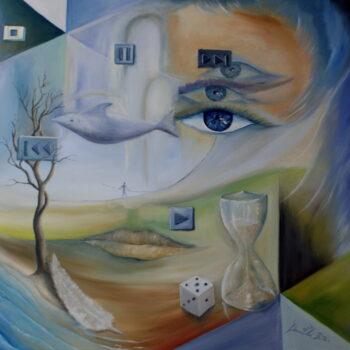 Ars poetica - Peter Klonowski - oil painting