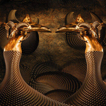Gold - Fedor Nemec - combined photography
