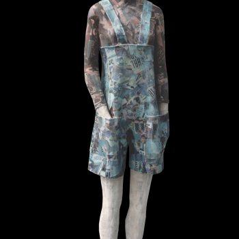 Hal - Michèle Duchene - statue