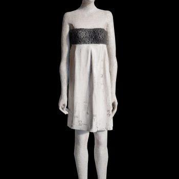 Iris - Michèle Duchene - statue