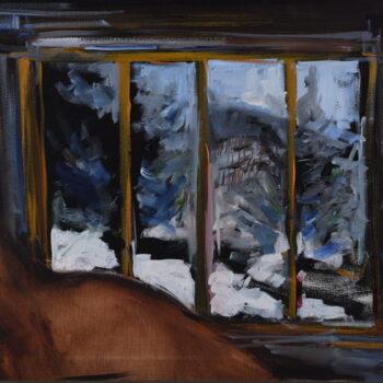 Ateliér - Zoltán Enzoe Nagy - oil painting