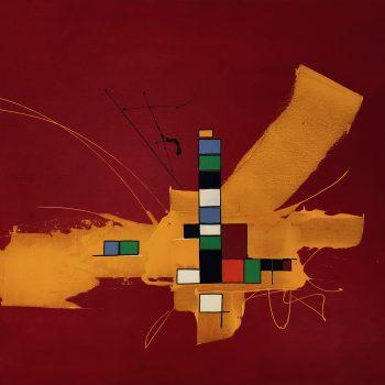 Balance - Klaus Thurner - acrylic painting