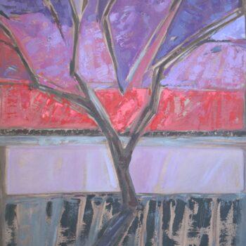 Barwne podziały - Wit Pichurski - acrylic painting
