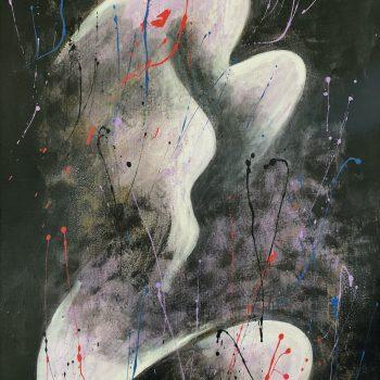 Bez názvu I. - Fancy - oil painting
