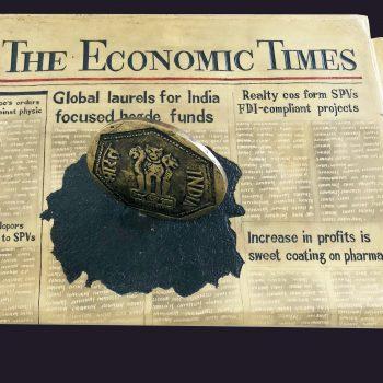 The Economic Times - Kanta Kishore Moharana