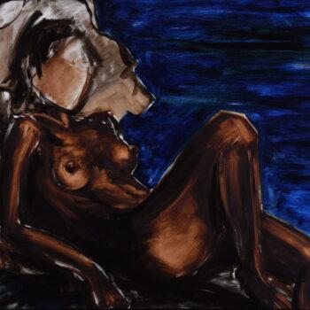 Vera - Zoltán Enzoe Nagy - oil painting