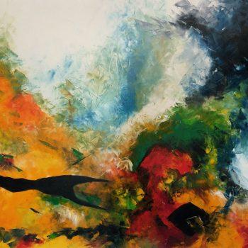 13/1 O.T. - Karl Vejnik - oil painting