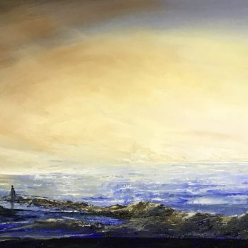 Blau am Meer - Peter Klonowski