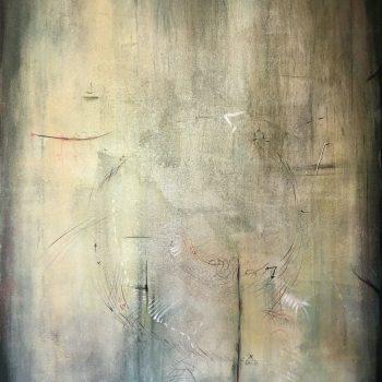Zyklus Latens – D. W. I. D. Z. - Karl Vejnik - oil painting