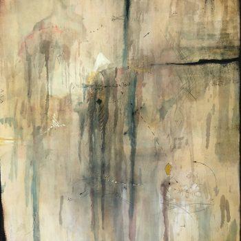 Zyklus Latens – E. M. - Karl Vejnik - oil painting