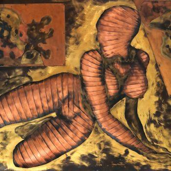 Abstraktný sen - Ivan Patúc - relief